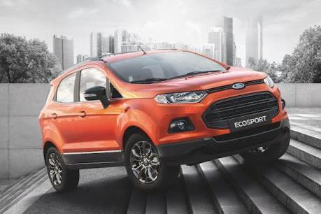 Ford Việt Nam thêm phiên bản EcoSport Titanium đặc biệt