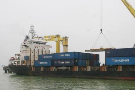 Cảng Đà Nẵng đón tấn hàng thứ 7 triệu
