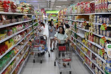 Tháng 8, chỉ số giá tiêu dùng tăng cao do giá dịch vụ y tế và giá thực phẩm tăng