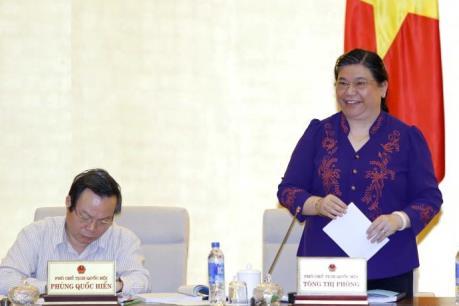Ủy ban Thường vụ Quốc hội khóa XIV: Bảo đảm quản lý, sử dụng hiệu quả tài sản công