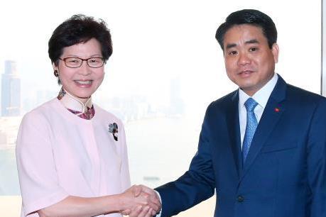 Việt Nam là đối tác thương mại lớn thứ 3 của Hong Kong