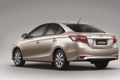 Toyota Việt Nam ra mắt Vios 2016 động cơ mới giá bán không đổi