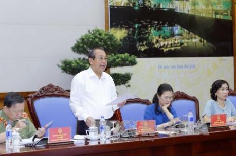 Phó Thủ tướng Trương Hòa Bình chỉ đạo xử lý vi phạm về đất đai tại huyện Đông Anh