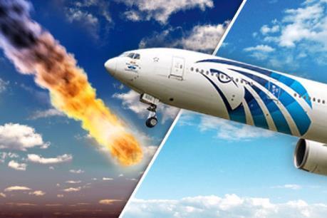 Ai Cập bác tin tìm thấy dấu vết của thuốc nổ trên máy bay MS804