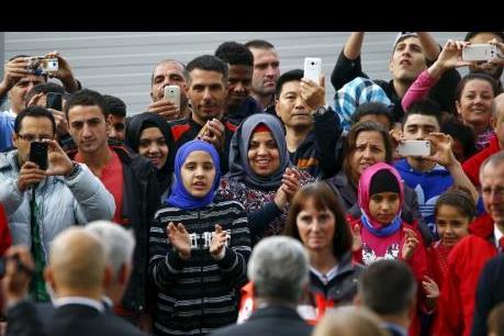 Đức cảnh báo sẽ cắt viện trợ phát triển nếu các nước từ chối nhận lại người tị nạn