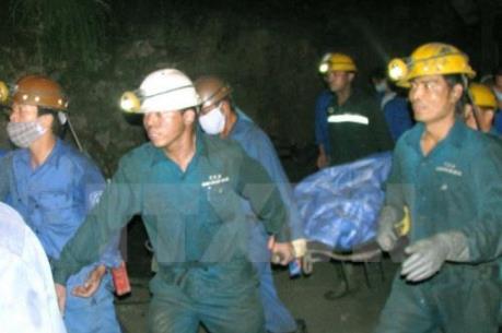 Tìm thấy thi thể cuối cùng trong vụ bục nước đường lò ở Công ty Than Hòn Gai