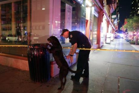 Vụ nổ tại trung tâm New York: Thiết bị nổ thứ hai được làm bằng nồi áp suất