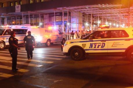 Vụ nổ tại trung tâm New York: Phát hiện thiết bị nổ thứ hai