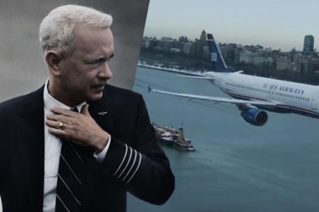 Top 10 phim ăn khách: Cơ trưởng Sully tiếp tục bay cao