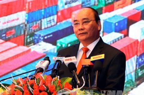 Thủ tướng Nguyễn Xuân Phúc dự Hội nghị Xúc tiến đầu tư thành phố Hải Phòng