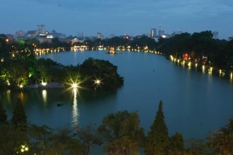 Sử dụng chế phẩm Redoxy - 3C xử lý nước hồ Hà Nội: Những kết quả ban đầu