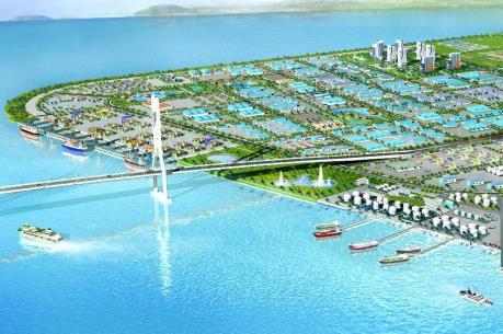 Đầu tư dự án phát triển Tổ hợp cảng biển và Khu công nghiệp tại Quảng Ninh