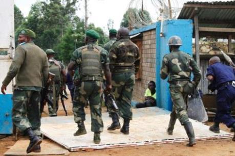 Bạo loạn tại CHDC Congo làm hơn 50 người thiệt mạng
