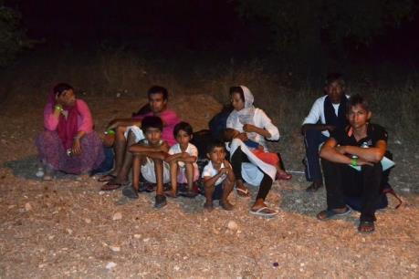 Cháy lớn tại trại tị nạn ở Hy Lạp, hàng nghìn người phải sơ tán