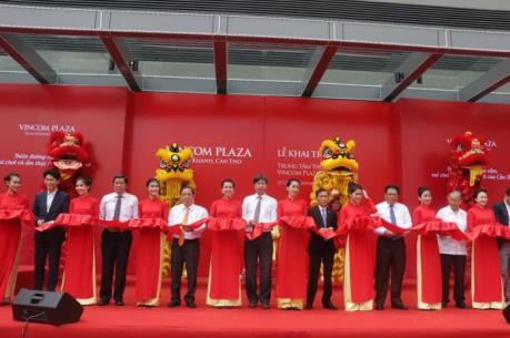 Đưa vào hoạt động Trung tâm Thương mại Vincom Plaza Xuân Khánh