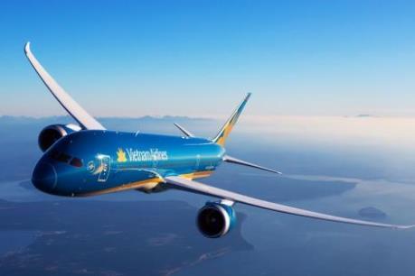 Vietnam Airlines điều chỉnh lịch bay đi Đài Loan (Trung Quốc) do bão MEGI