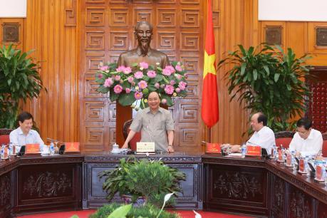 Thủ tướng Nguyễn Xuân Phúc: Đa dạng hóa các nguồn vốn phát triển hạ tầng tại Bạc Liêu
