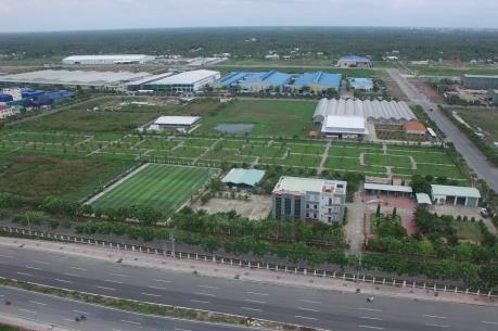 Khánh thành công ty may mặc lớn nhất tỉnh Bến Tre