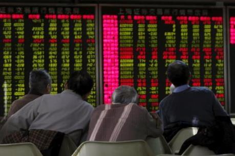 Chứng khoán châu Á 20/9 thận trọng trước thềm cuộc họp của Fed và BoJ
