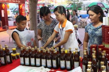 Doanh nghiệp hàng Việt Nam chất lượng cao nỗ lực chinh phục thị trường miền Bắc