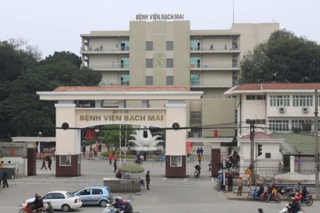 Từ 1/10, Bệnh viện Bạch Mai sẽ không trông giữ xe máy của khách và bệnh nhân đến thăm khám