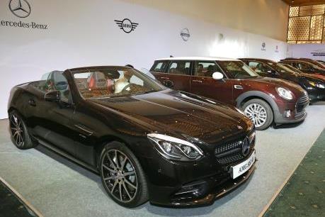 Cuối tháng 10 diễn ra triển lãm ô tô quốc tế lớn nhất Việt Nam