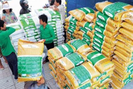 Campuchia xây kho dự trữ lúa gạo công suất lớn