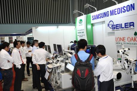 Sắp diễn ra triển lãm y tế quốc tế tại TP. Hồ Chí Minh
