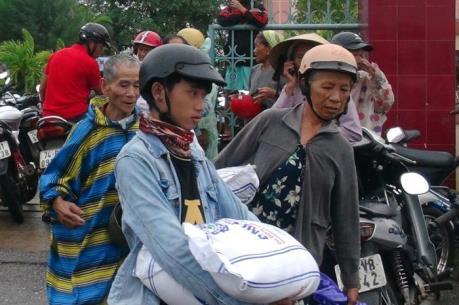 Hỗ trợ ngư dân Quảng Trị bị ảnh hưởng sự cố môi trường biển