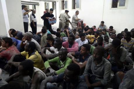 Vấn đề người di cư: Số nạn nhân trong vụ lật tàu tại Ai Cập tăng cao