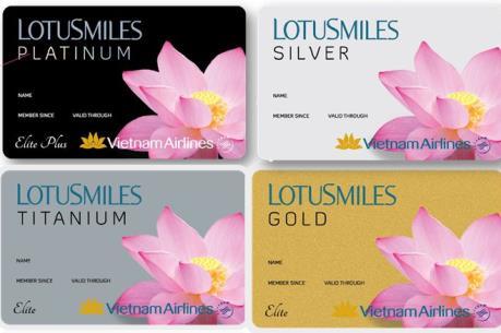 """Vietnam Airlines tặng dặm thưởng cho hội viên ra nhập """"Bông Sen Vàng"""""""