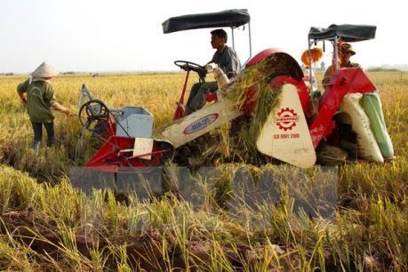 Gần 70% máy móc nông nghiệp phải nhập khẩu