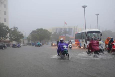 Dự báo thời tiết ngày mai 23/9: Nghệ An đến Quảng Ngãi có xu hướng giảm mưa