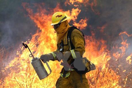 Nga: 8 lính cứu hỏa thiệt mạng khi đang chứa cháy