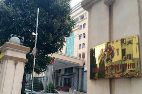 Kiểm tra thực hiện chỉ đạo của Chính phủ, Thủ tướng tại Thanh tra Chính phủ