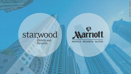 Marriott chi 13 tỷ USD mua lại chuỗi khách sạn của Starwood