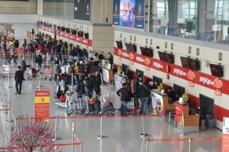 Vietjet tung 1,5 triệu vé đón Tết Đinh Dậu 2017