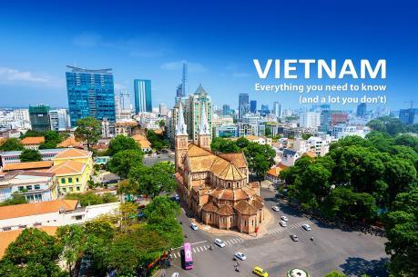 """Việt Nam – """"điểm đến của tương lai"""" của du lịch thế giới"""
