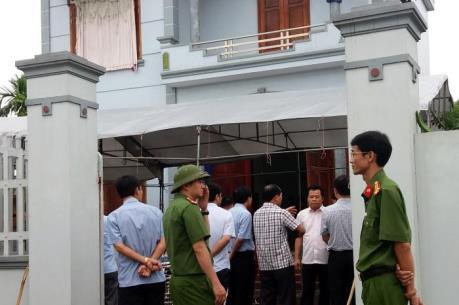 Quảng Ninh: Khởi tố vụ án giết hại 4 bà cháu tại thành phố Uông Bí