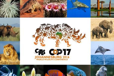 Việt Nam tham dự Hội nghị CITES thứ 17