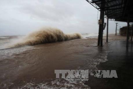 Dự báo thời tiết hôm nay: Bão số 7 đang tiến vào ven biển các tỉnh Đông Bắc Bộ