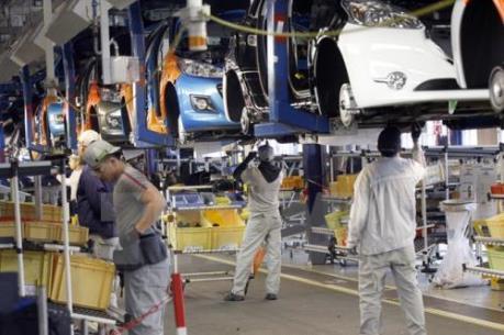 Eurozone: PMI tăng thấp nhất trong 20 tháng
