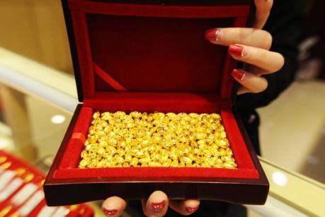 Giá vàng trong nước ngày 26/9 hầu như không biến động