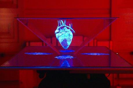 BBC thử nghiệm truyền hình ba chiều cảm ứng như phim viễn tưởng