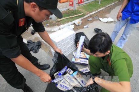 Bình Phước xử lý 1.800 vụ buôn lậu, gian lận thương mại