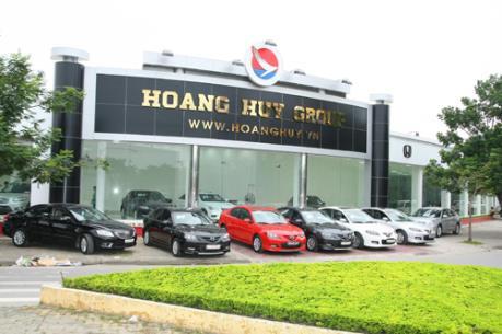 Gần 320 triệu cổ phiếu Hoàng Huy Group sắp được niêm yết giao dịch