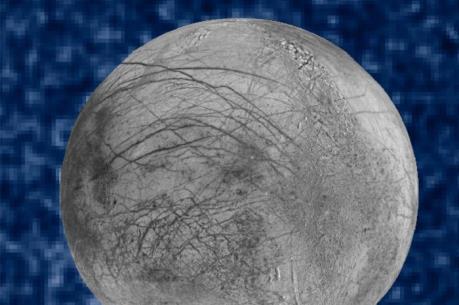 Bằng chứng mới về sự tồn tại của nước trên Mặt trăng Europa của Sao Mộc