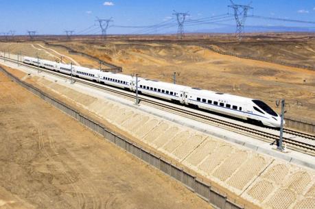 Đường sắt cao tốc Thái Lan-Trung Quốc sẽ khởi công vào tháng 12/2016