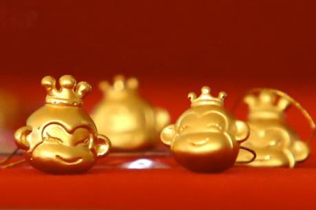 Chênh lệch giữa giá vàng trong nước và thế giới chỉ còn 300.000 đồng/lượng