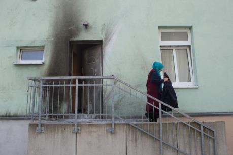 Hai vụ nổ liên tiếp xảy ra tại Dresden, Đức